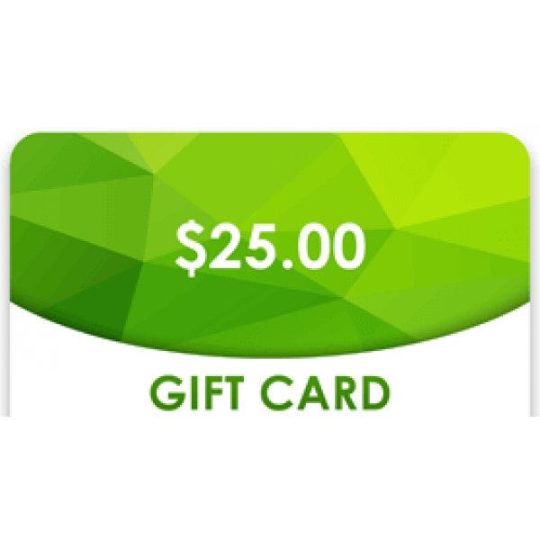 Gift Card (FRX651)
