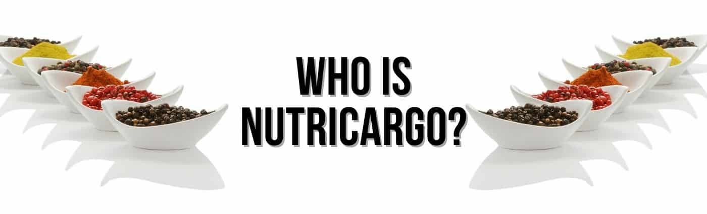 Who Is NutriCargo