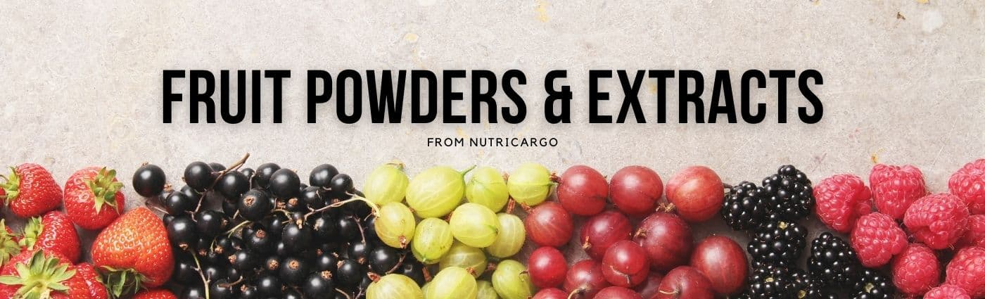 Fruit Powders & Extracts