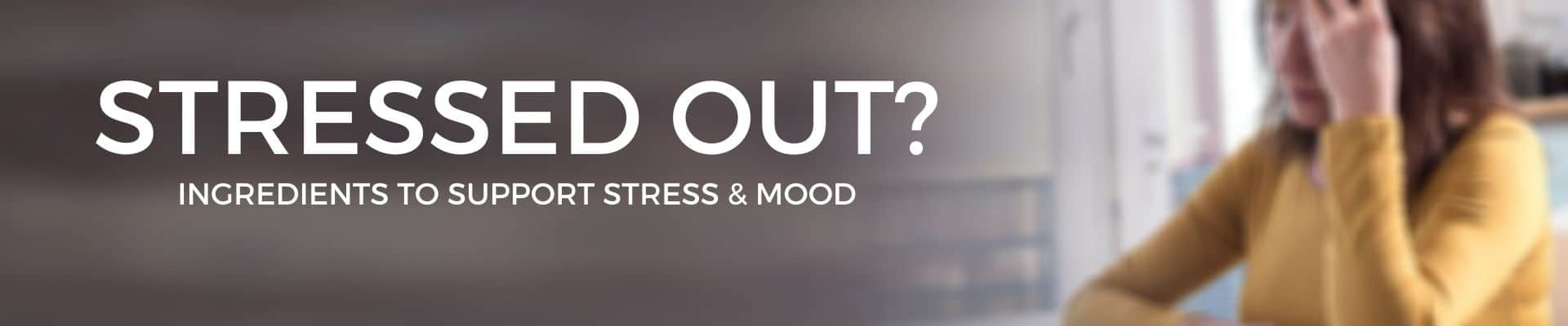 Stress & Mood Support Ingredients From NutriCargo
