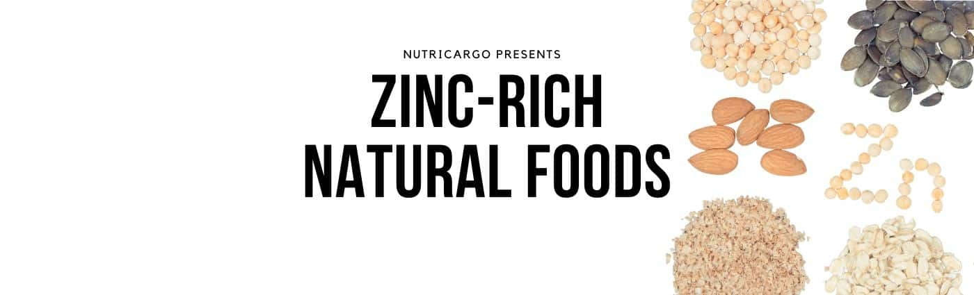 NutriCargo Presents: Whole Foods Famous For Zinc